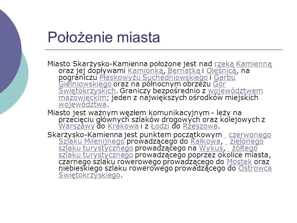 Skarżysko Powiat