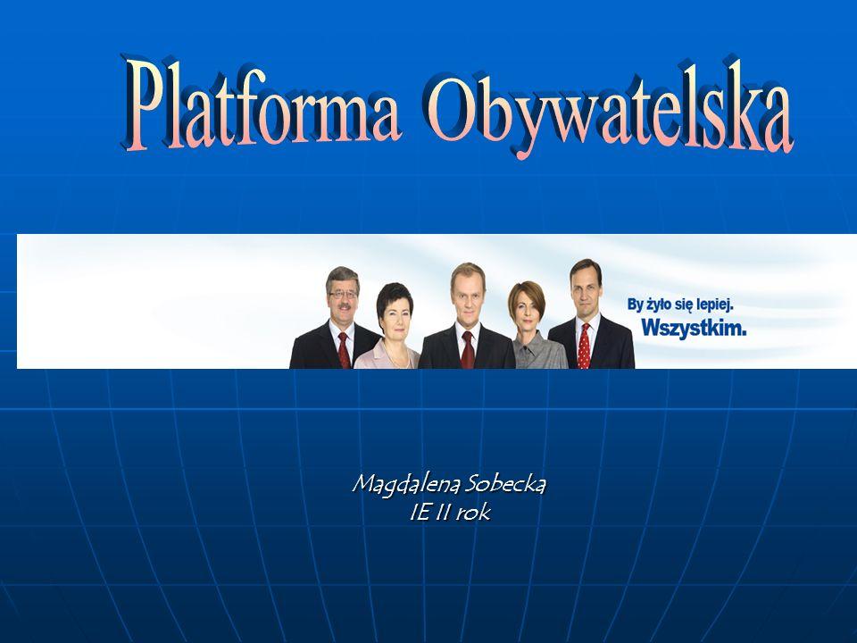 Wybory prezydenckie 2005r.Hasło: Prezydent Tusk.