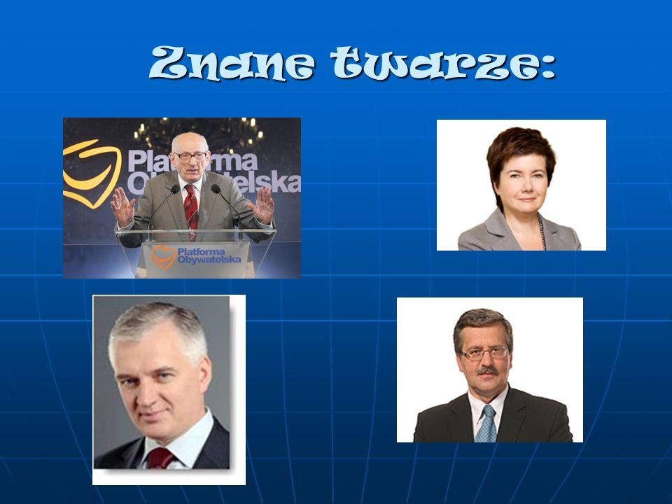 Wybory parlamentarne 2007r.hasło: By żyło się lepiej.