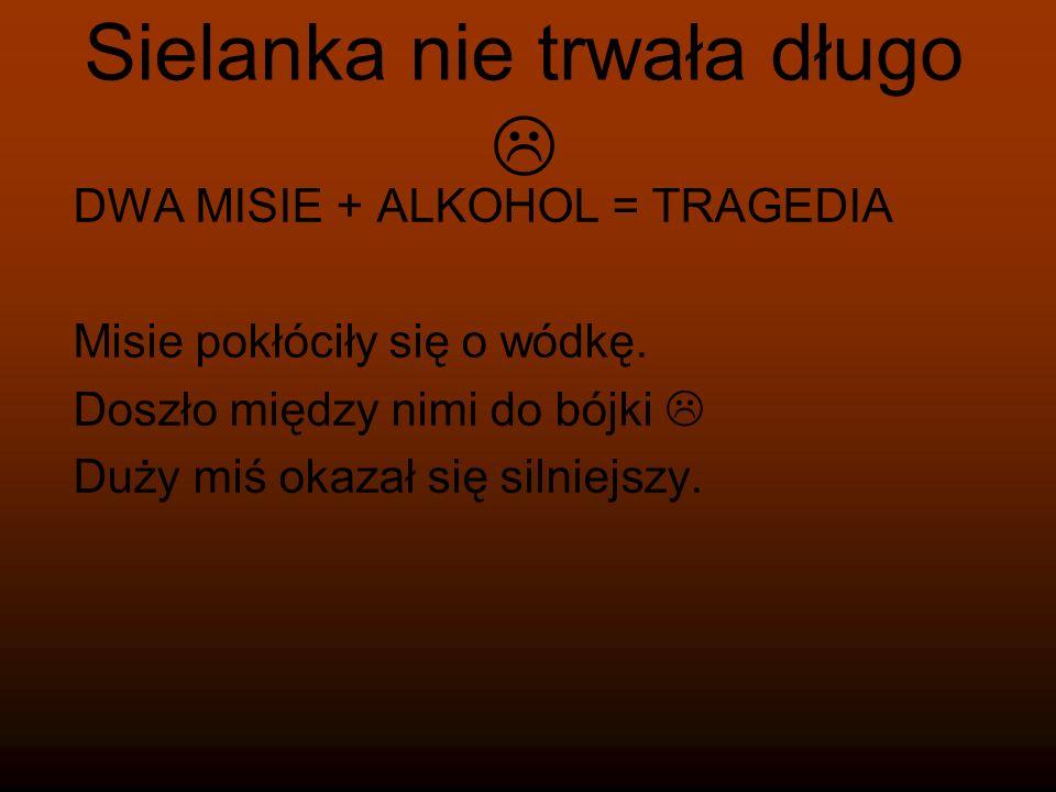 Miś z netu okazał się snajperem ze Szczecina!! Tym razem zaatakował tasakiem!!