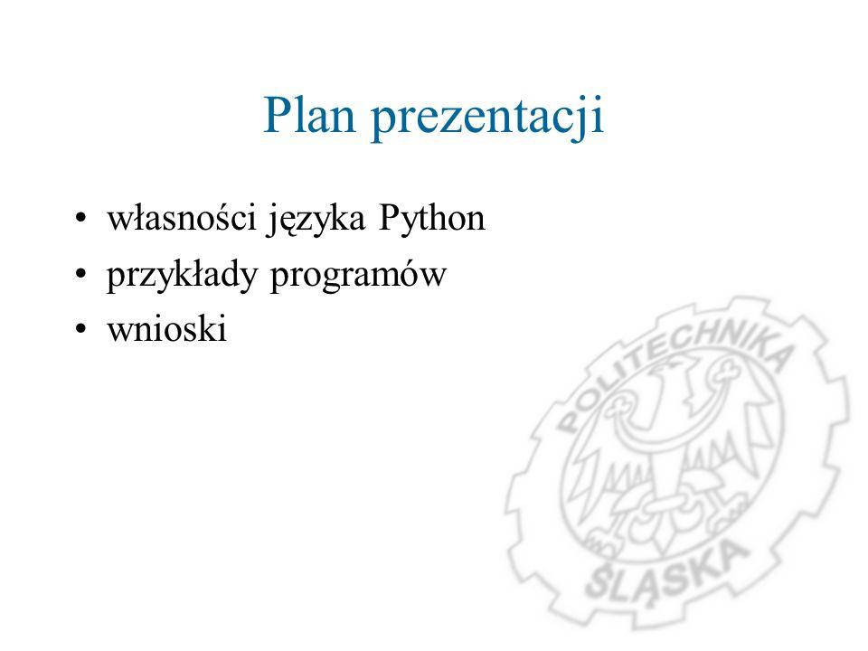 Prosty klient WWW from socket import * s = socket(AF_INET, SOCK_STREAM) s.connect(( serwer.pl ,80)) s.send( GET / HTTP/1.0\r\n\r\n ) s.recv(2000) s.close()