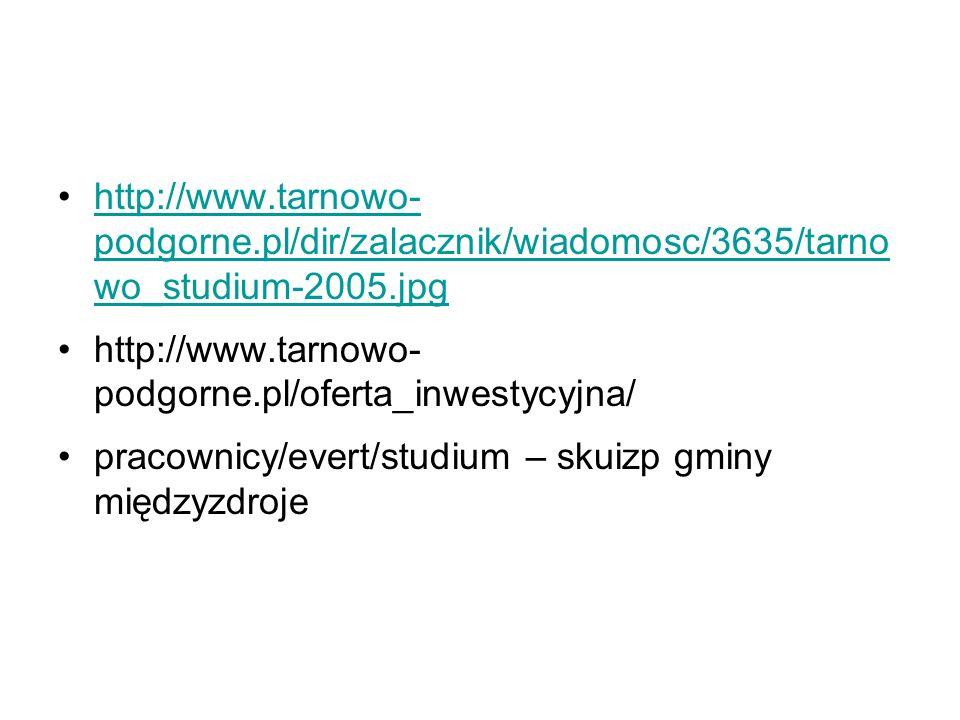 http://www.tarnowo- podgorne.pl/dir/zalacznik/wiadomosc/3635/tarno wo_studium-2005.jpghttp://www.tarnowo- podgorne.pl/dir/zalacznik/wiadomosc/3635/tar