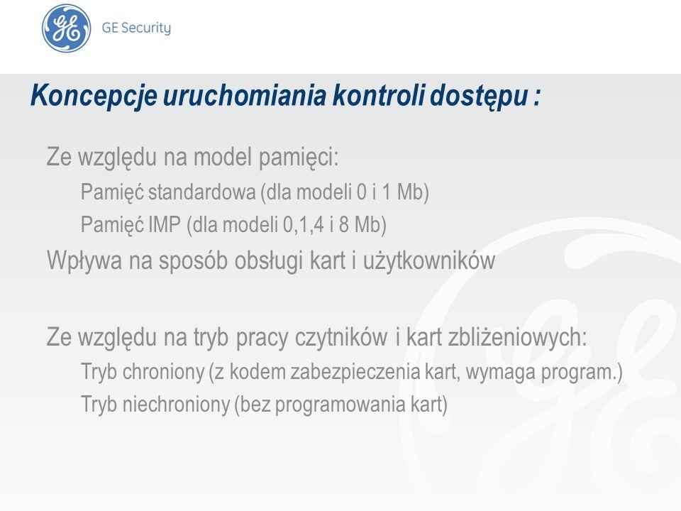slide 23 Programowanie czytników: Po stworzeniu karty konfiguracji, należy ją odczytać w czytniku.