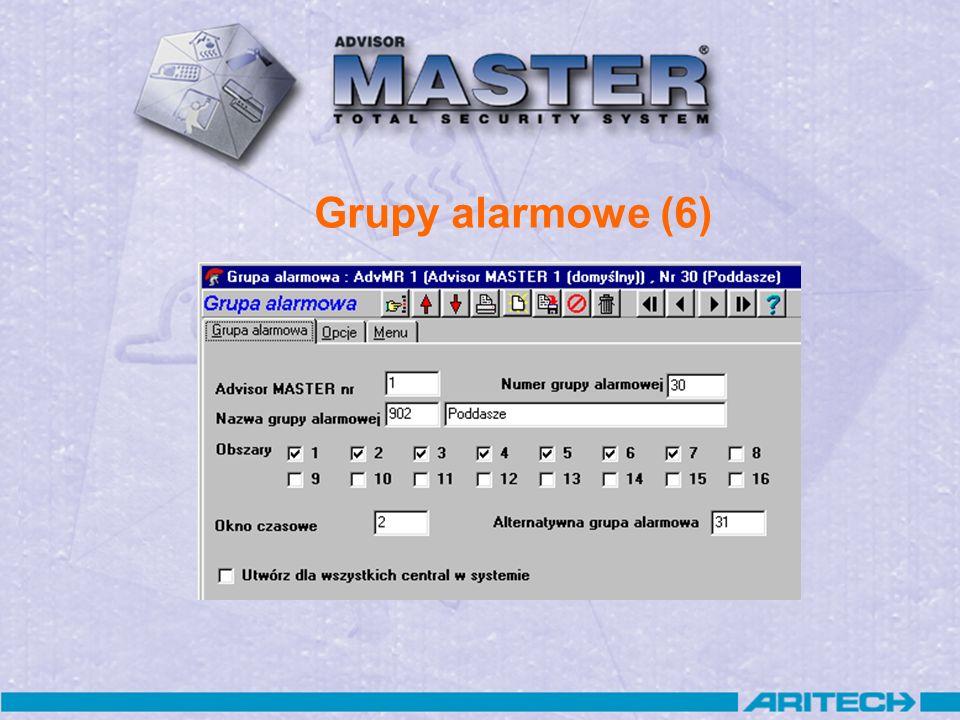 Grupy alarmowe (6)