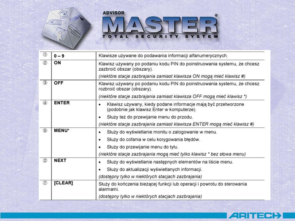 Grupy alarmowe (12) Restrykcje dla grupy alarmowej (3) –Pracownicy z grupy alarm.