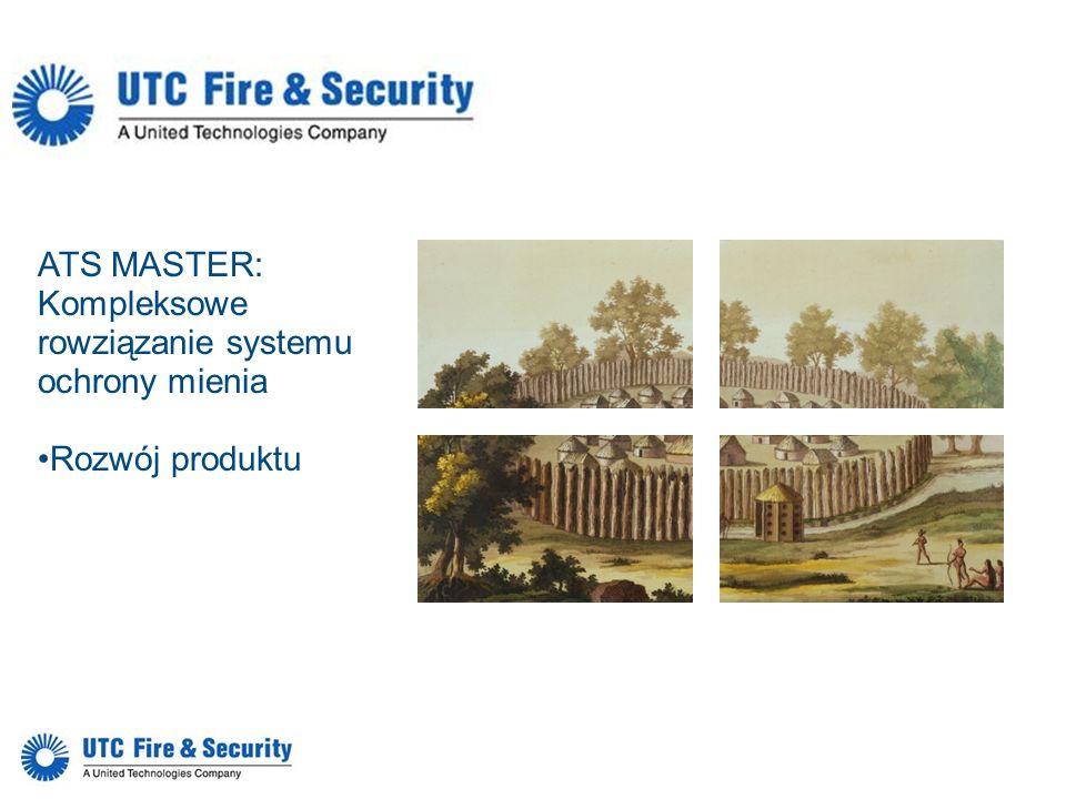ATS MASTER: Kompleksowe rowziązanie systemu ochrony mienia Rozwój produktu