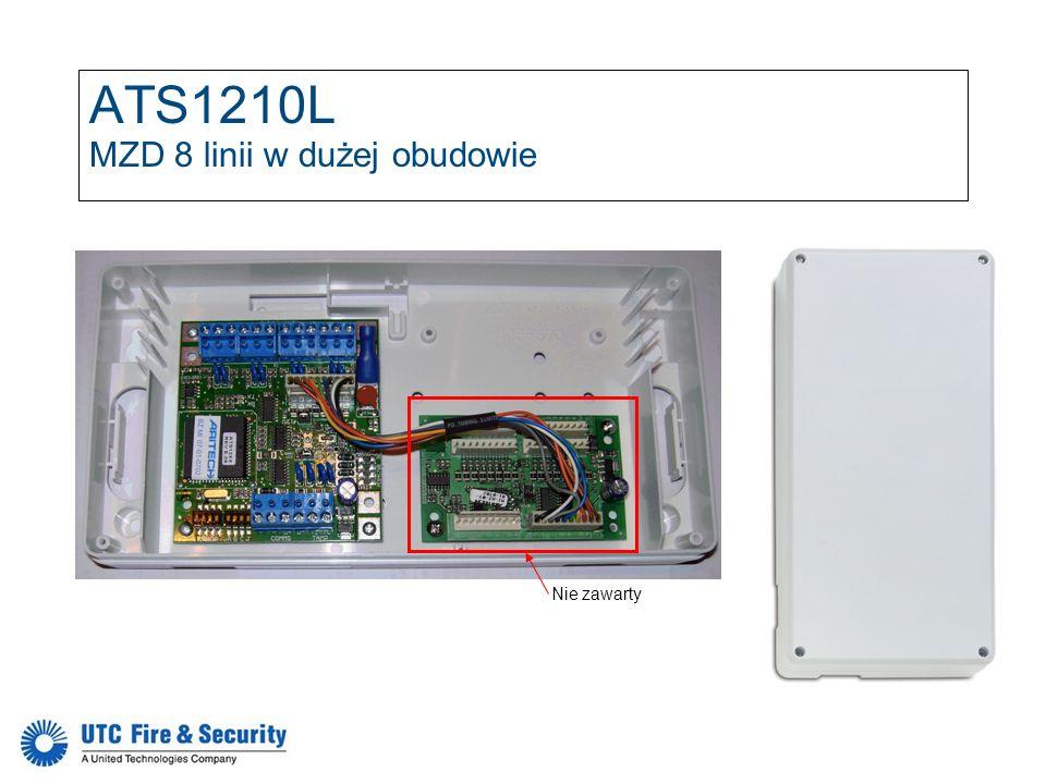 ATS1210L MZD 8 linii w dużej obudowie Nie zawarty