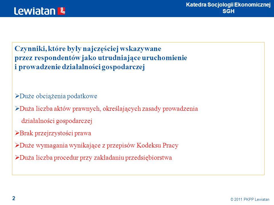 13 © 2009 PKPP Lewiatan Czy polskie prawo dostatecznie chroni: