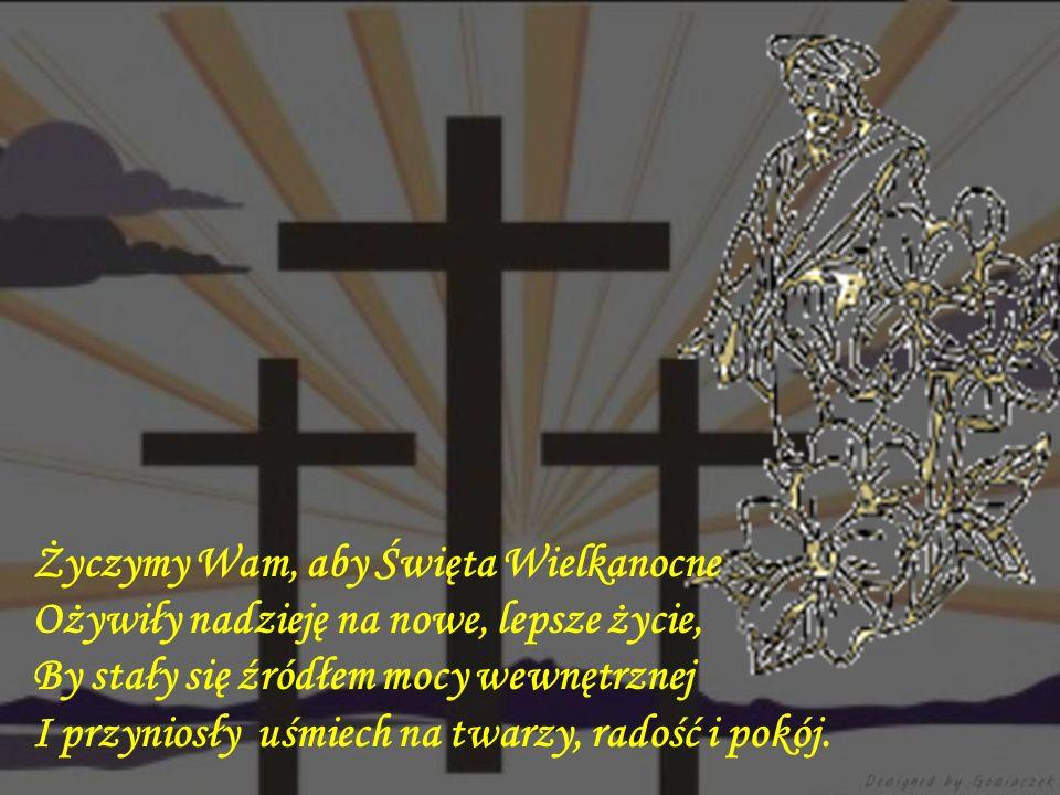 Dzwon wesoło się rozlega, Pieśń potężna nas obiega, aby serce też zostało napełnione dzisiaj chwałą i tętniącym życiem wiosny w Zmartwychwstania dzień