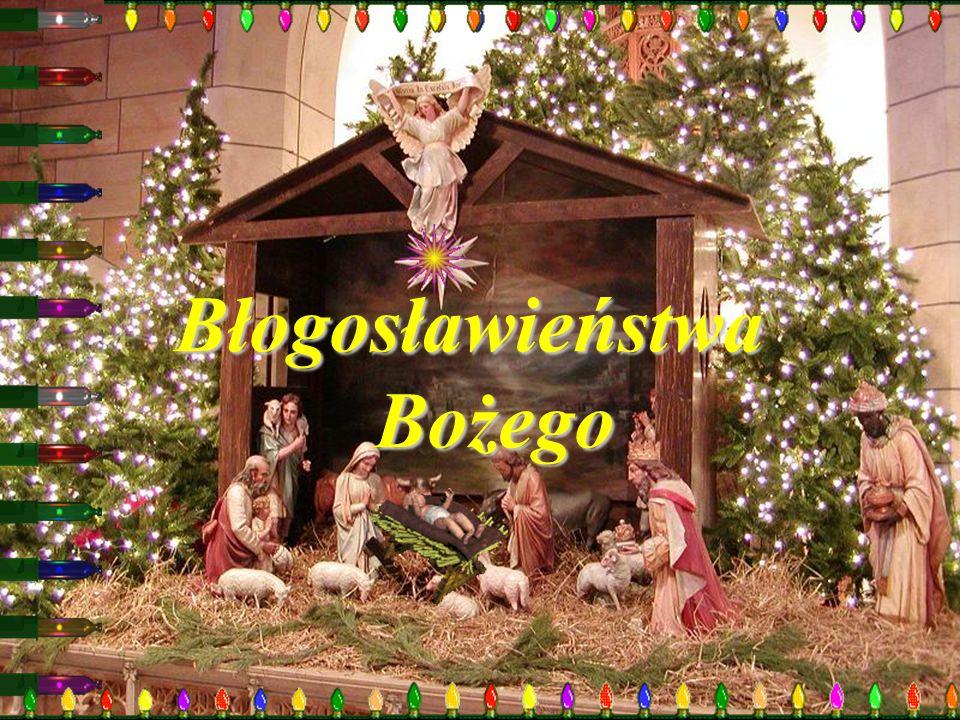 Błogosławieństwa Bożego