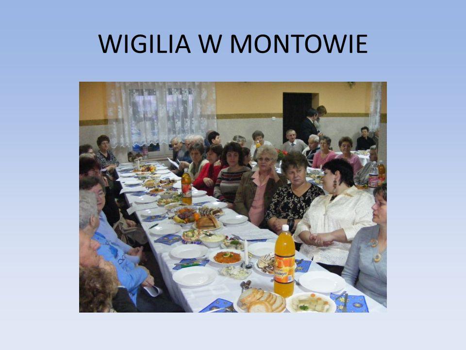 WIGILIA W MONTOWIE