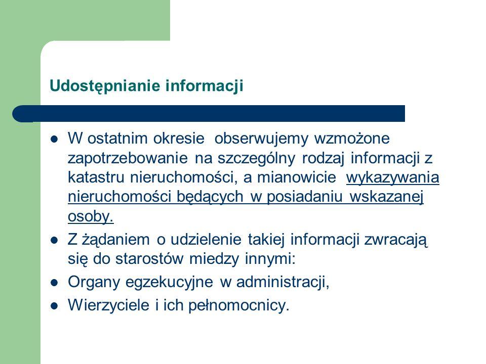 Ograniczenia w udostępnianiu informacji (Pgik) 24.5.