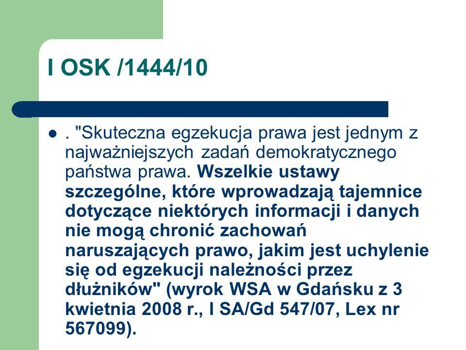 I OSK /1444/10.