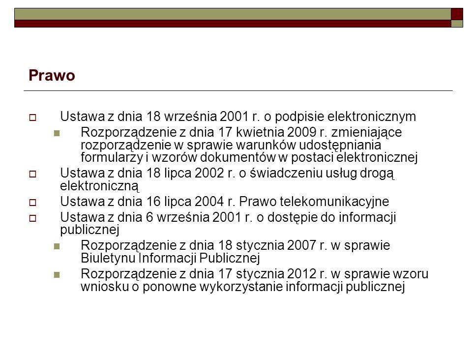 Rozporządzenie Rady Ministrów z dnia 12 kwietnia 2012 r.