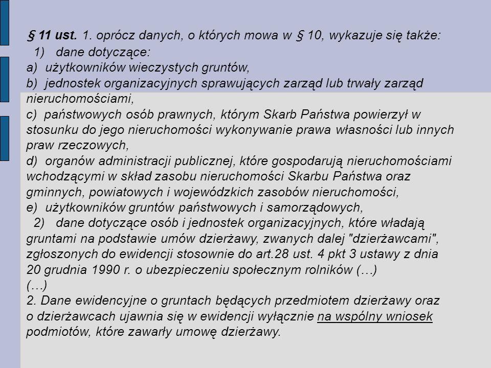 § 11 ust.1.