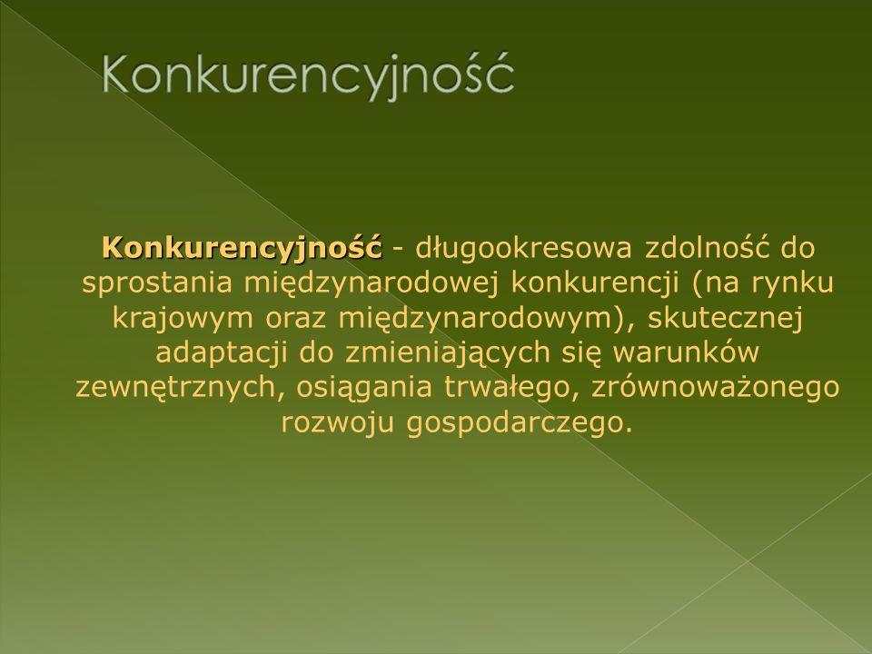 35 Praca wykonana w ramach realizacji badań statutowych Kolegium Nauk o Przedsiębiorstwie Szkoły Głównej Handlowej w składzie: dr hab.