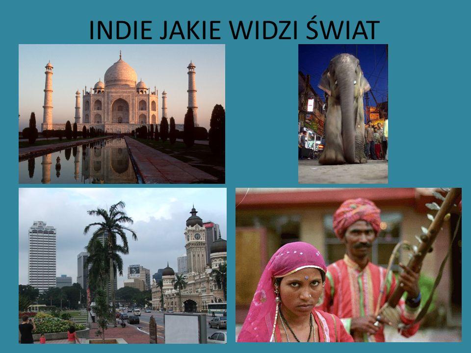 INDIE JAKICH NIE ZNAMY