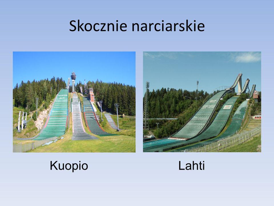 Skocznie narciarskie KuopioLahti