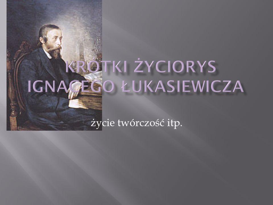 Urodził się 8 ( bądź 23) marca 1822 roku w Zadusznikach; zmarł natomiast 7 stycznia 1882 w Chorkówce