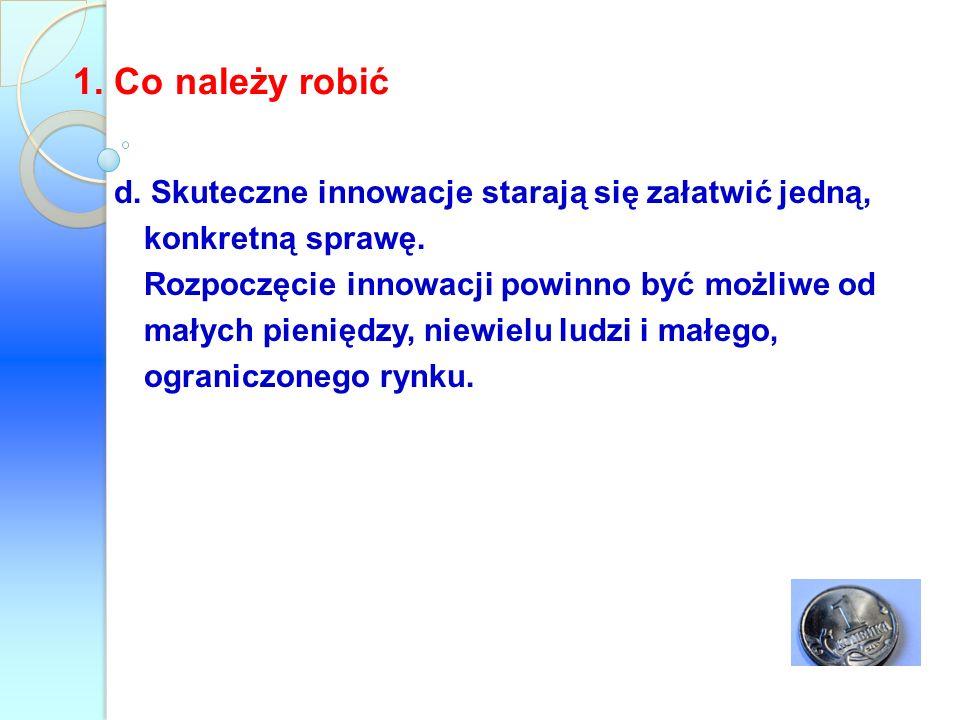 7. Innowacyjne zarządzanie firmą