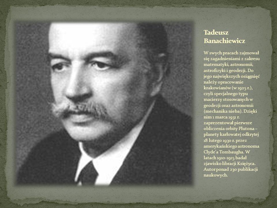 W swych pracach zajmował się zagadnieniami z zakresu matematyki, astronomii, astrofizyki i geodezji. Do jego największych osiągnięć należy opracowanie