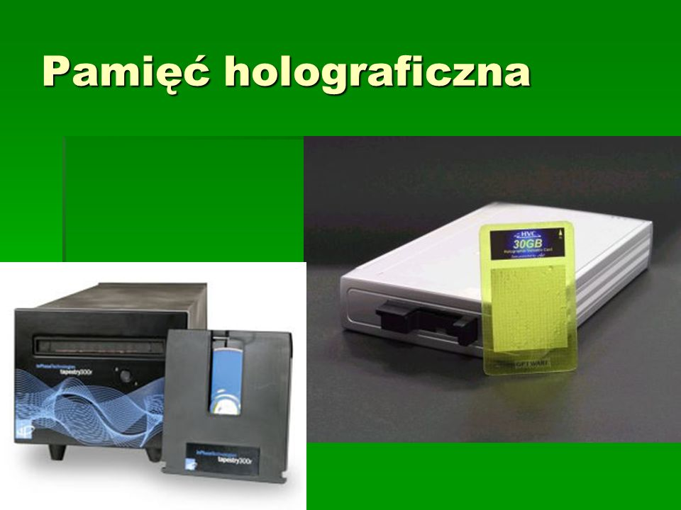 Pamięć holograficzna