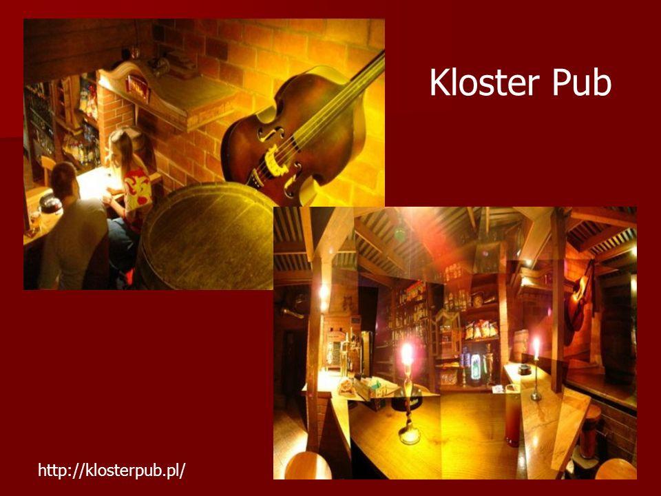 http://klosterpub.pl/ Kloster Pub