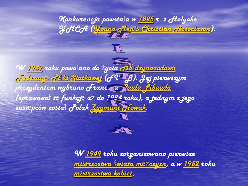 1895 Young Men s Christian Associaton 1895 Young Men s Christian Associaton Konkurencja powsta ł a w 1895 r.