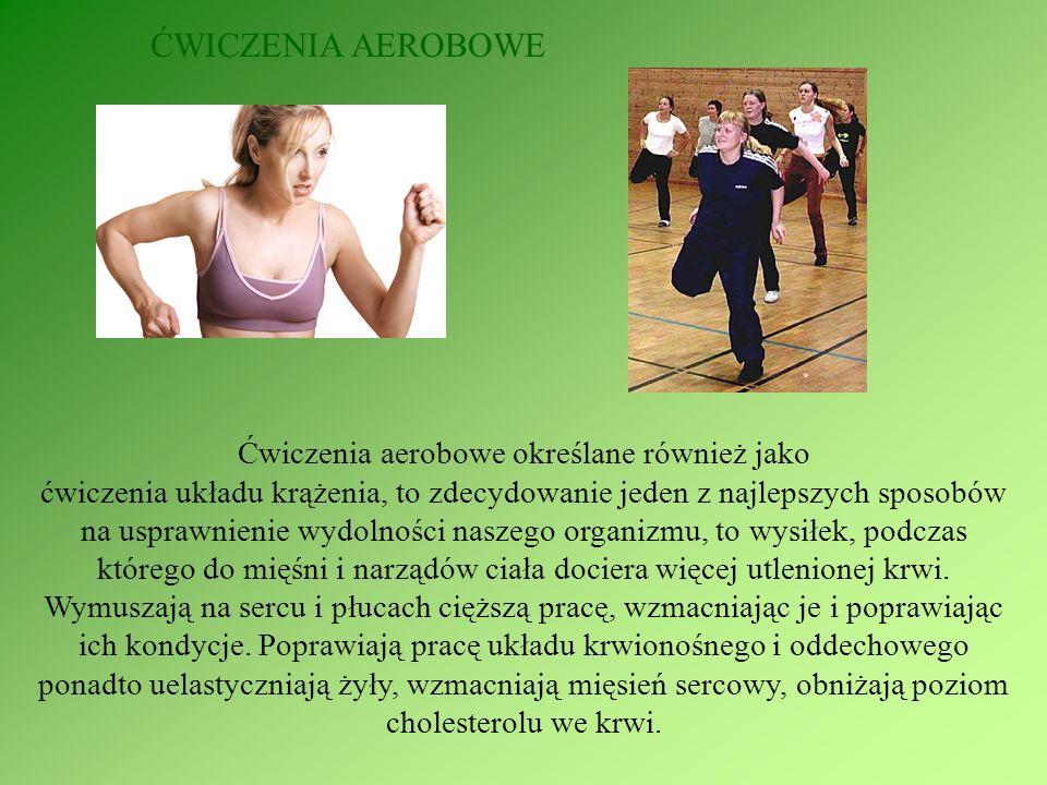 Ćwiczenia aerobowe określane również jako ćwiczenia układu krążenia, to zdecydowanie jeden z najlepszych sposobów na usprawnienie wydolności naszego o