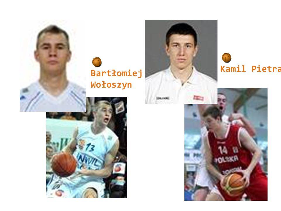 Bartłomiej Wołoszyn Kamil Pietras