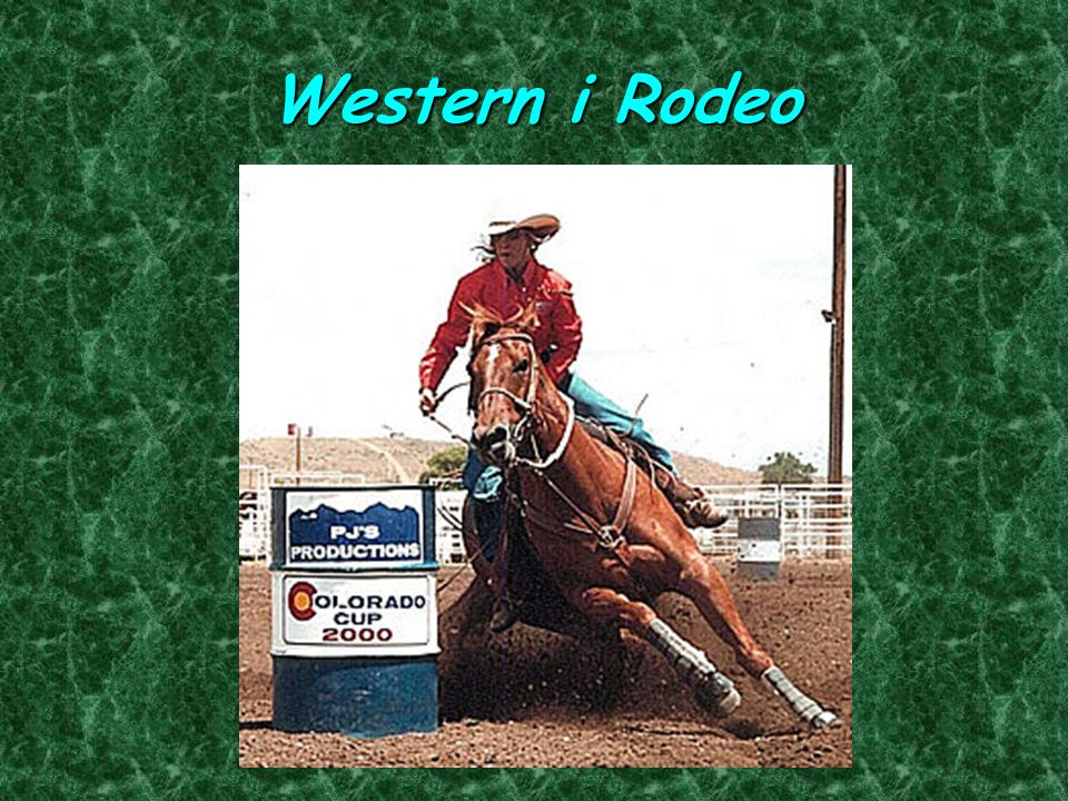 Western i Rodeo