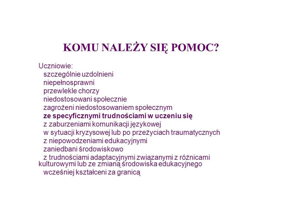 Wykres pochodzi ze strony Ministerstwa Edukacji Narodowej: www.efektywnoscksztalcenia.aps.edu.pl