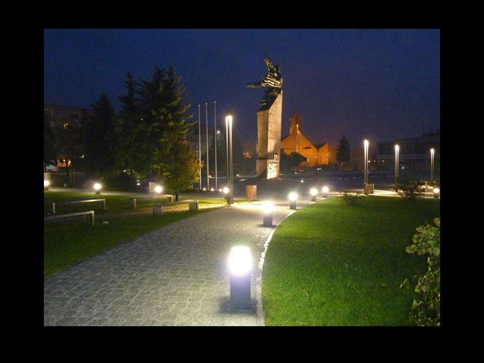 Tychy Rewitalizacja Placu Baczyńskiego OGÓLNOPOLSKI KONKURS MODERNIZACJA ROKU 2009