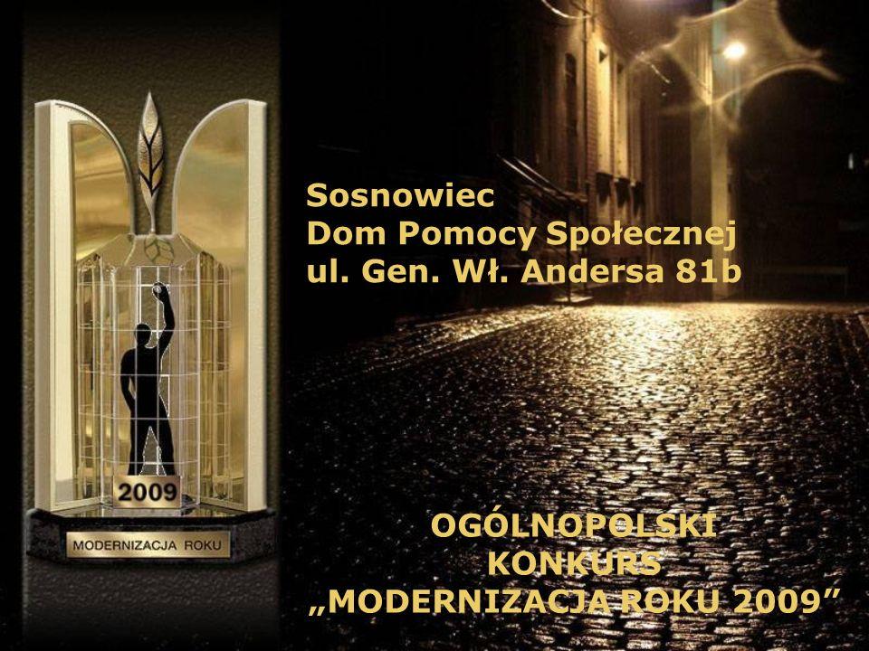 Sosnowiec Dom Pomocy Społecznej ul. Gen. Wł.