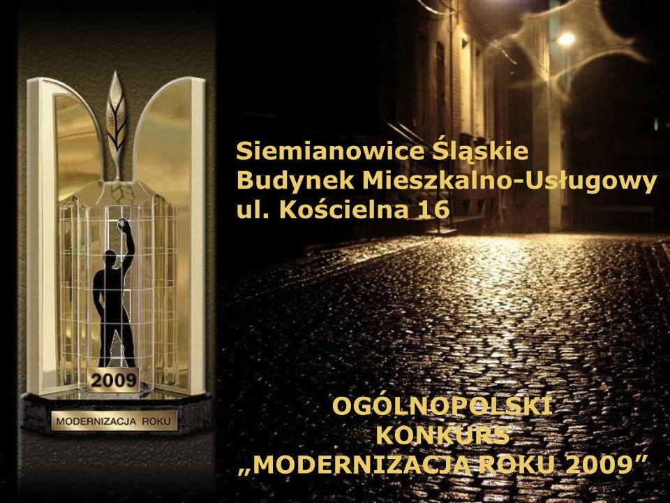 Siemianowice Śląskie Budynek Mieszkalno-Usługowy ul.
