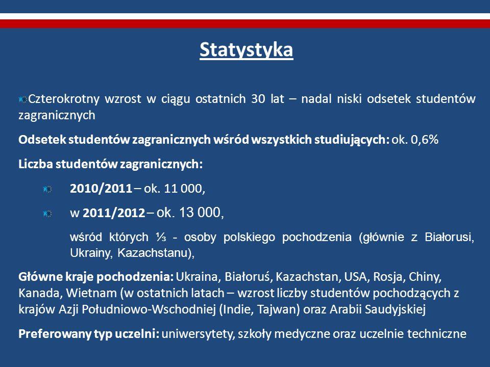 Nadużycia studenckiej ścieżki legalizacyjnej (4) proceder ten dotyczy najczęściej: uczelni niepaństwowych, krótkich form kształcenia, tj.