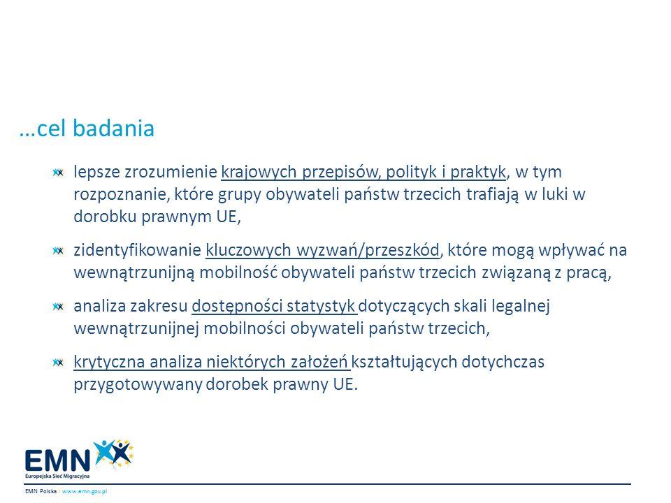 …kryteria w zakresie wjazdu i pobytu – przykłady ograniczeń i ułatwień (5) EMN Polska I www.emn.gov.pl pozostałe grupy migrantów: zawody regulowane: Irlandia: historia migracyjna może być brana pod uwagę w procedurze legalizacyjnej, Luksemburg: ułatwienia dot.