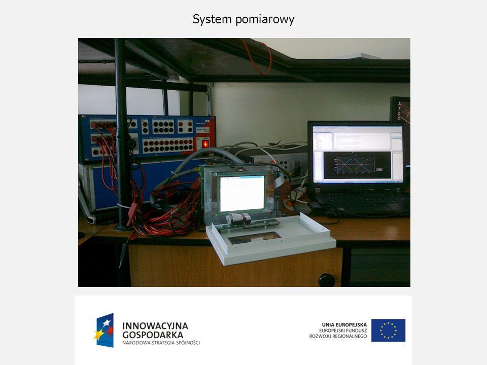 System pomiarowy