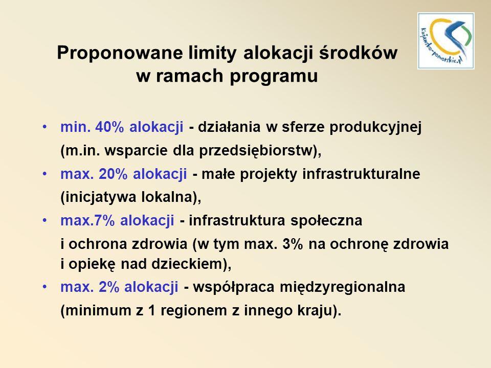 Wersja I Wstępny projekt Regionalny Program Operacyjny Województwa Kujawsko-Pomorskiego na lata 2007-2013 Uchwała Zarządu Województwa Nr 60/1070/2005, z dnia 23 listopada 2005r.