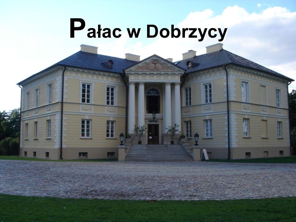 P ałac w Dobrzycy