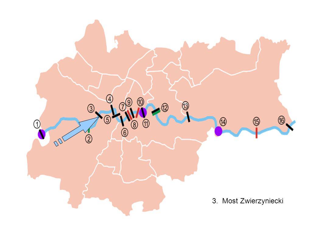3. Most Zwierzyniecki