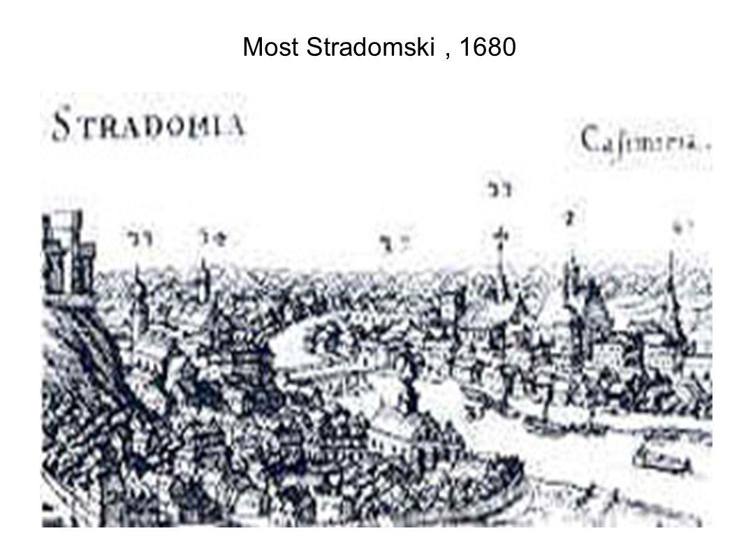 1.most na Stopniu Wodnym Kościuszko (IV obwodnica Krakowa) 2.