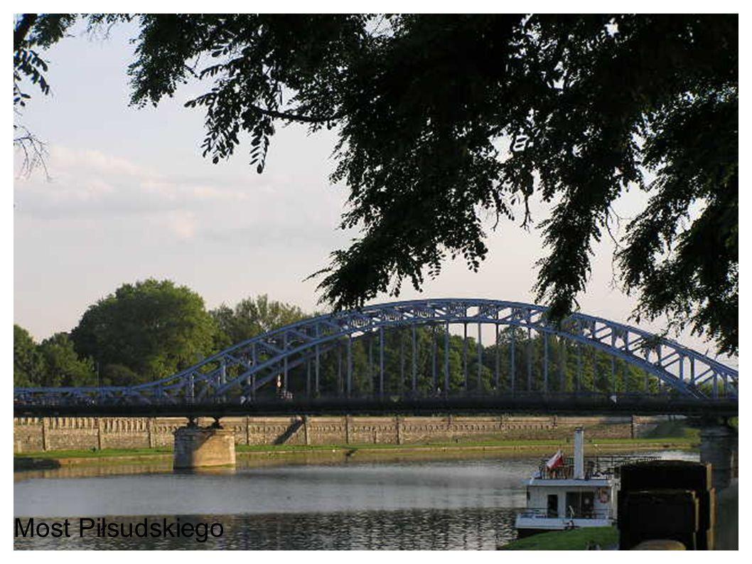 Most na Tamie/na stopniu Dąbie Data oddania do użytku ; 1960 długość mostu : 220 m szerokość : 13,4 m architekt : Jan Szarling ilość przęseł : 10