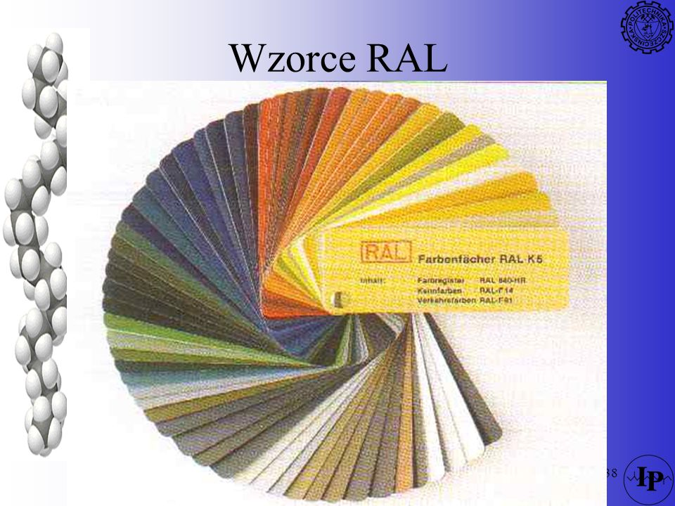 38 Wzorce RAL