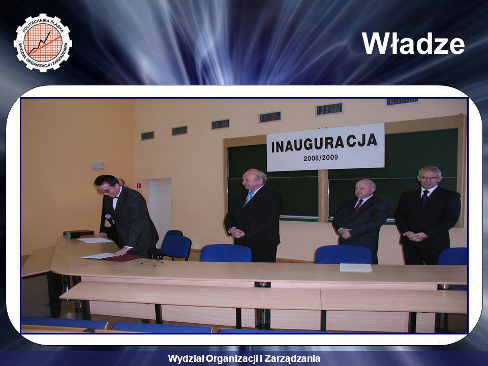 Wydział Organizacji i Zarządzania Władze