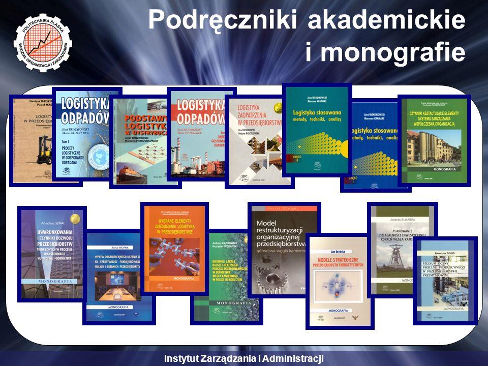 Instytut Zarządzania i Administracji Podręczniki akademickie i monografie