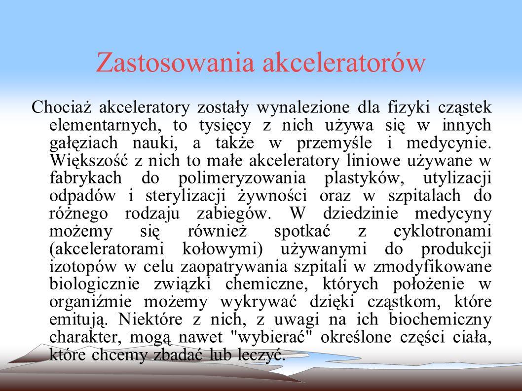 AKCELERATOR Z LASEROWYM POLEM RUFOWYM