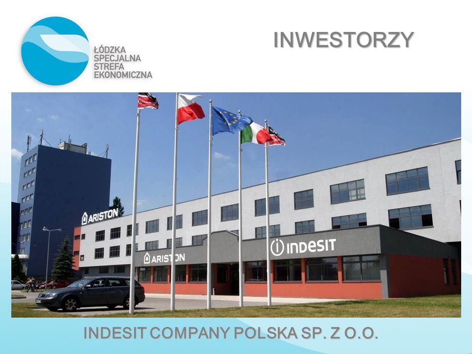 ) INDESIT COMPANY POLSKA SP. Z O.O.