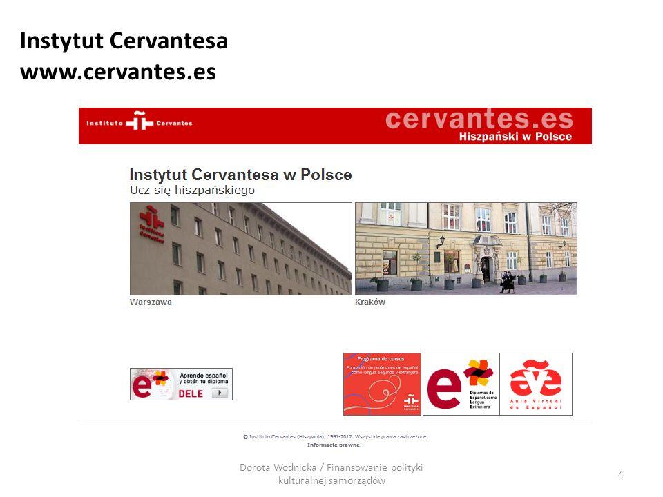 4 Instytut Cervantesa www.cervantes.es