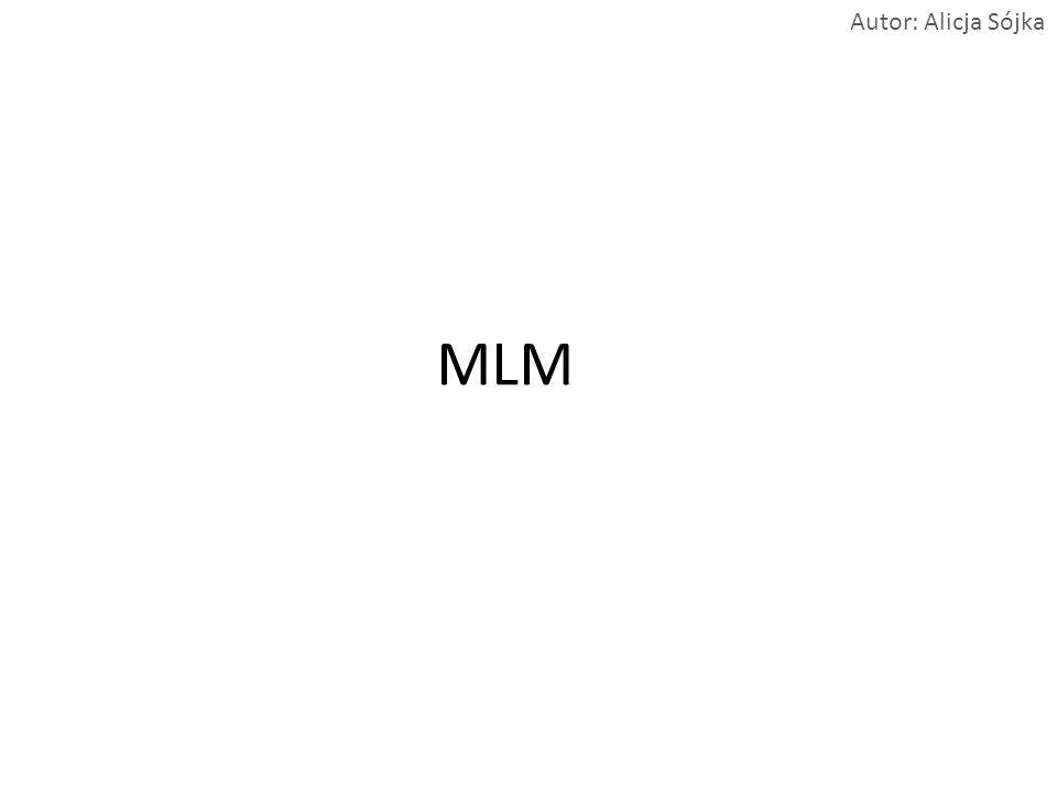 MLM Autor: Alicja Sójka